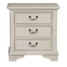 3 Drawer Night Stand