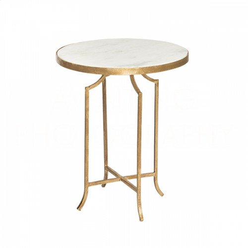 Fuji Marble Occasional Table