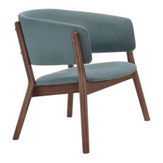 Chapel Lounge Chair Blue Product Image