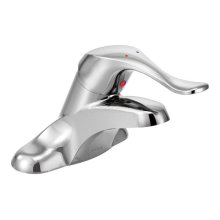 M-BITION chrome one-handle lavatory faucet