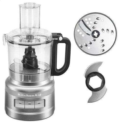 7-Cup Food Processor - Contour Silver