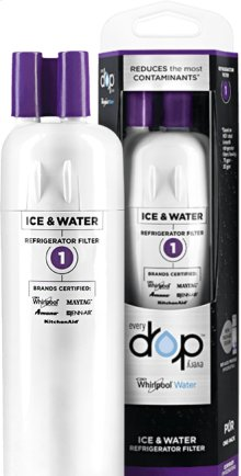EveryDrop Ice & Water Refrigerator Filter 1