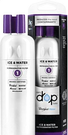 EveryDrop Ice & Water Refrigerator Filter 1
