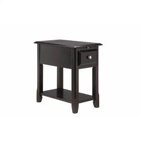 Regis Chairside Table