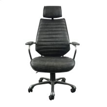 Executive Office Chair Black