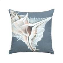 Shell Botanical IV Pillow