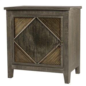 Hillsdale FurnitureBayshore End Table/nightstand - Distressed Graywash