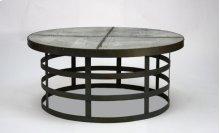 Alden Round Coffee Table