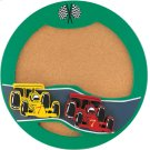 Indy Car Round Cork, Green Product Image