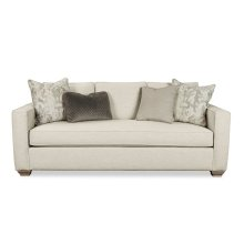 Track Arm Sofa with Bench Seat