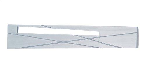 Modernist Left Pull 3 Inch (c-c) - Brushed Nickel
