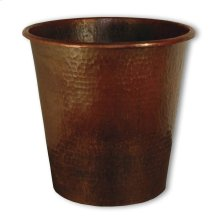 Copper Waste Bins