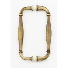Charlie's Collection Back-to-Back Pull G726-6 - Antique English Matte
