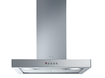 """60 CM (approx. 24""""), Ventilation Hood, Stainless Steel"""