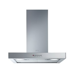 "Smeg60 CM (approx. 24""), Ventilation Hood, Stainless Steel"