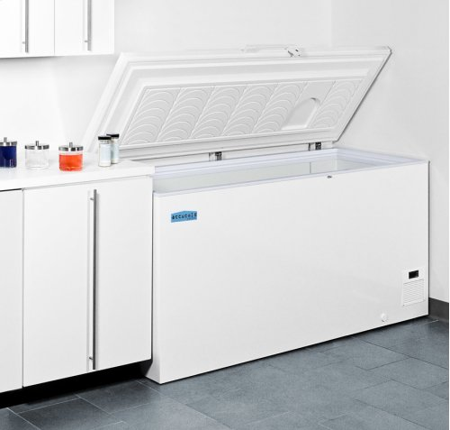 Commercial -45 C Capable Chest Freezer With Digital Thermostat and 15.5 CU.FT. Capacity