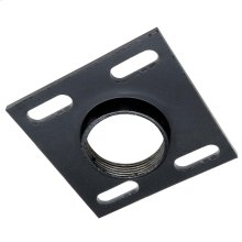 """UNISTRUT AND STRUCTURAL CEILING PLATE 4"""" x 4"""" Ceiling Plate"""