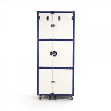 Sinclair Foldable Wine Cabinet