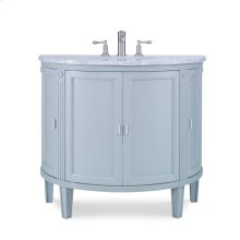 Park Avenue Sink Chest - Grey