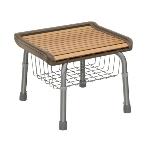 Bath Safety stainless shower bench