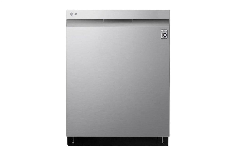 LG AppliancesTop Control Smart Wi-Fi Enabled Dishwasher With Quadwash And Truesteam®