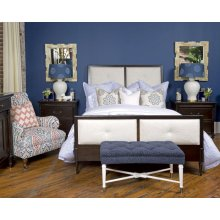 Lana Queen Upholstered Bed