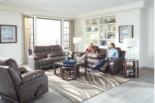 Power Reclining Sofa W/ DDT
