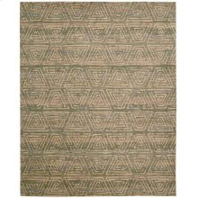 Silken Allure Slk20 Ash Rectangle Rug 7'9'' X 9'9''
