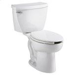 American StandardCadet Elongated Pressure Assisted Toilet - White