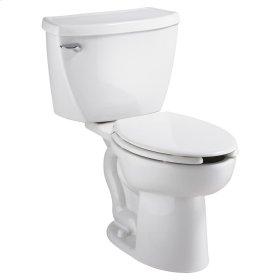 Cadet Elongated Pressure Assisted Toilet - White