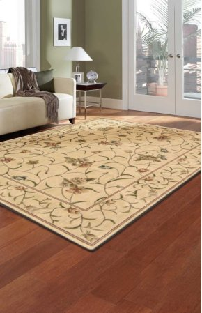SOMERSET ST09 IV RECTANGLE RUG 7'9'' x 10'10''
