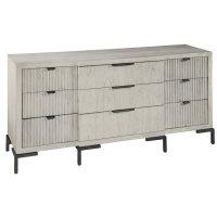 Sierra Heights Breakfront Dresser Product Image