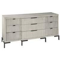 Sierra Heights Breakfront Dresser Product Image