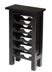 CC-CAB1921LD-AB  Cottage Wine Rack