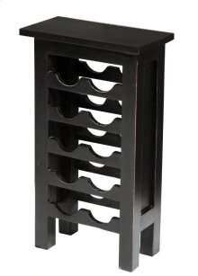 CC-CAB1921LD-AB  Cottage Wine Rack
