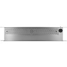 """Heritage 46"""" Downdraft, Silver Stainless Steel Product Image"""