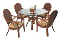 D-18 Fruitwood Dining Room Product Image