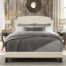 Desi Bed In One - King - Linen