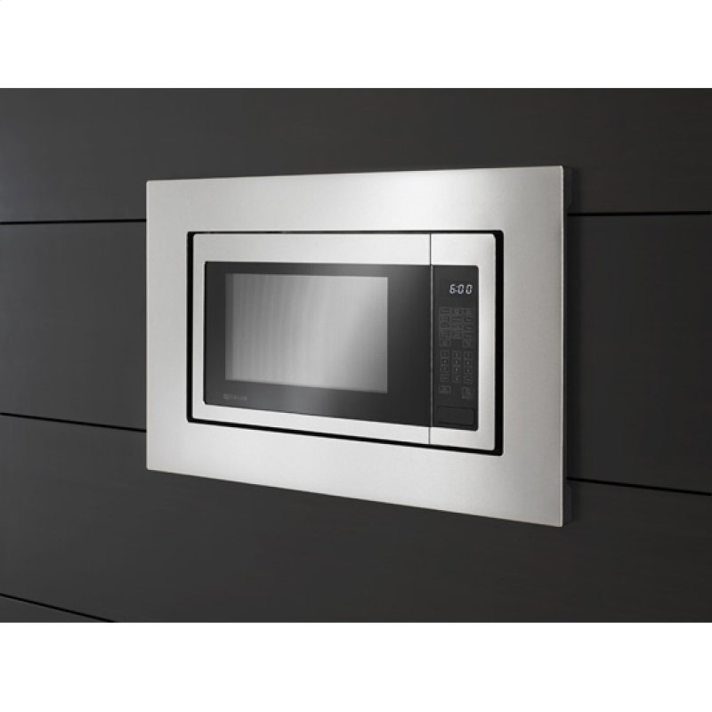 Stainless Steel 22 Built In Countertop Microwave Oven