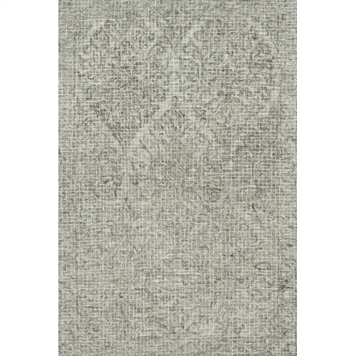 Pewter / Stone Rug