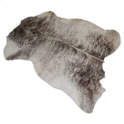 Grey Brindle - Hair On Hide - Brindle - Hair On Hide Product Image
