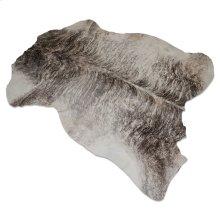 Grey Brindle - Hair On Hide - Brindle - Hair On Hide