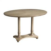 "LaScala 48"" Oval Table"