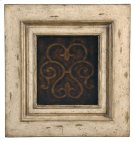 Medallion Tall Cabinet - Antique White Product Image