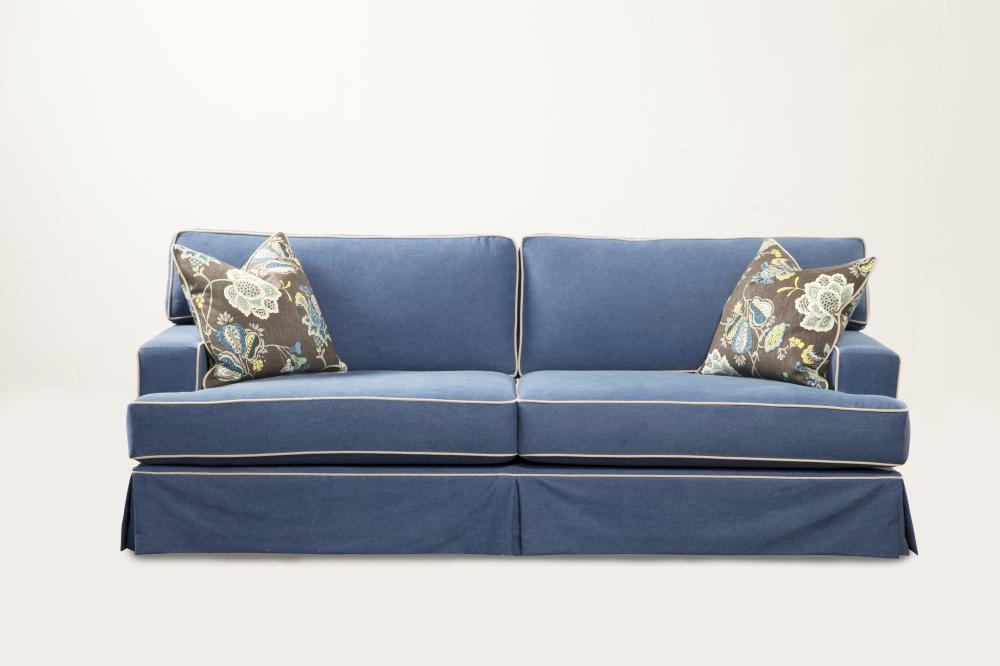 Attirant Chambray Sofa Hidden