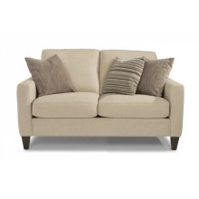 River Fabric Loveseat
