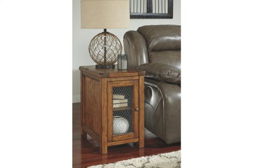 Tamonie Chair Side End Table