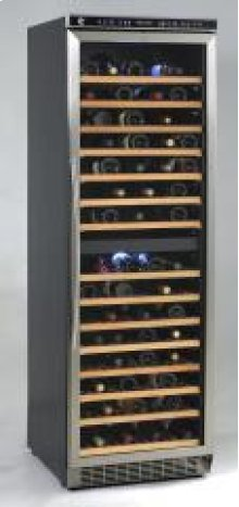 149 Bottles Wine Cooler - Dual Zone