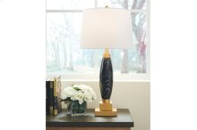 Marble Table Lamp (1/CN)
