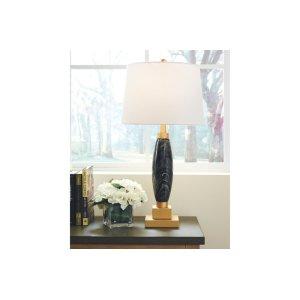 AshleySIGNATURE DESIGN BY ASHLEYMarble Table Lamp (1/CN)
